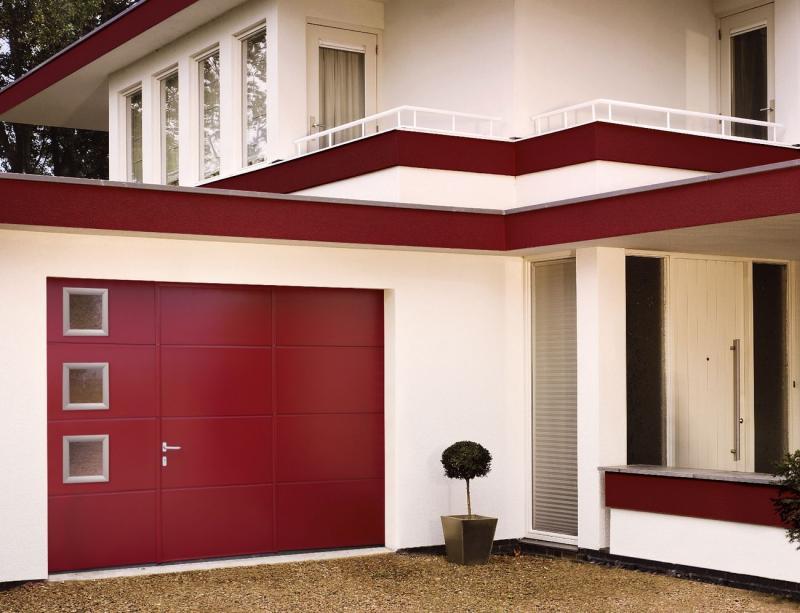 porte de garage automatique partir de 1 699 euros ttc pose comprise. Black Bedroom Furniture Sets. Home Design Ideas