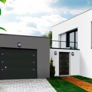 porte de garage automatique à partir de 1 699 Euros TTC pose comprise !